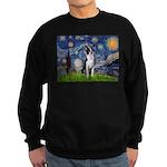 Starry Night Boston (#2) Sweatshirt (dark)