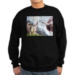 Creation of the Boxer Sweatshirt (dark)