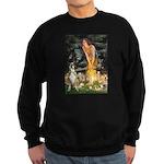 Fairies & Boxer Sweatshirt (dark)