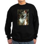 Ophelia & Boxer Sweatshirt (dark)