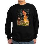 Fairies / Briard Sweatshirt (dark)