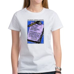 First Desperate Housewife Women's T-Shirt