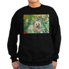 Irises/Cairn #4 Sweatshirt