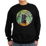 Irises / Cairn (#17) Sweatshirt (dark)