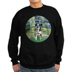 Bridge / Catahoula Leopard Dog Sweatshirt (dark)
