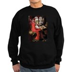 The Lady's Cavalier Sweatshirt (dark)