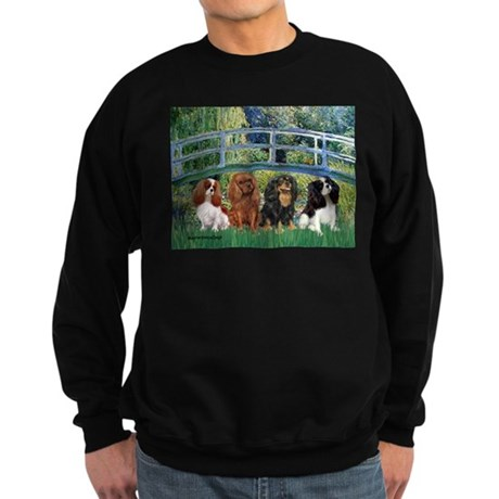 Bridge & 4 Cavaliers Sweatshirt (dark)