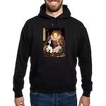 The Queens Cavalier Pair Hoodie (dark)