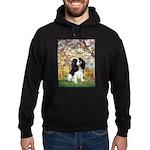 Spring & Tri Cavalier Hoodie (dark)