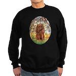 Spring and Ruby Cavalier Sweatshirt (dark)