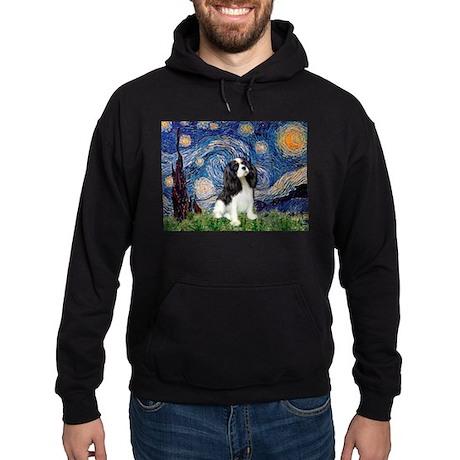 Starry Night Tri Cavalier Hoodie (dark)