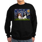 Starry Cavalier Pair Sweatshirt (dark)