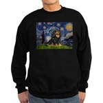 Starry Night Cavalier Sweatshirt (dark)