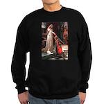 Princess & Cavalier Sweatshirt (dark)