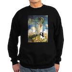 Umbrella / Tri Cavalier Sweatshirt (dark)