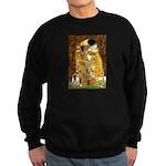 The Kiss & Chihuahua Sweatshirt (dark)