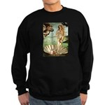 Venus/Puff Crested Sweatshirt (dark)