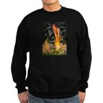 Fairies / Shar Pei Sweatshirt (dark)