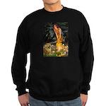 Fairies / Chow #1 Sweatshirt (dark)