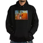 Room/Cocker (Parti) Hoodie (dark)
