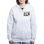 Creation / Collie Women's Zip Hoodie