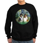 Bridge / Two Collies Sweatshirt (dark)