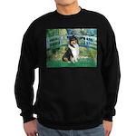 Bridge / Collie (tri) Sweatshirt (dark)