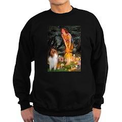 MidEve / Collie (Sbl-Wht) Sweatshirt