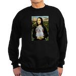 Mona's Coton de Tulear Sweatshirt (dark)