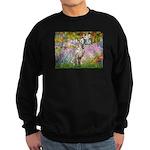 Garden / Dalmation Sweatshirt (dark)