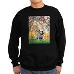 Spring/ English Bulldog (#9) Sweatshirt (dark)