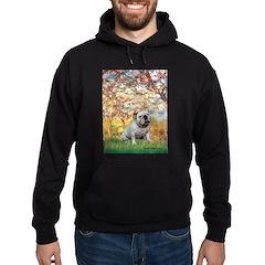 Spring/ English Bulldog (#9) Hoodie