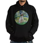 Bridge / English Setter Hoodie (dark)