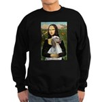 Mona's English Setter Sweatshirt (dark)