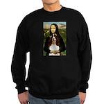 Mona/ English Springer Sweatshirt (dark)