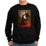 Lincoln / Smooth T (#1) Sweatshirt (dark)