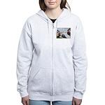 Creation / French Bull Women's Zip Hoodie
