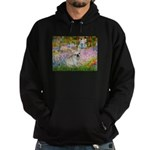 Garden / Fr Bulldog(f) Hoodie (dark)