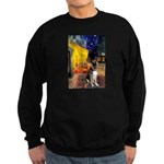 Cafe / G Shepherd Sweatshirt (dark)