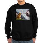 Golden Creation Sweatshirt (dark)