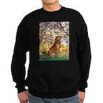 Spring & Golden (#12) Sweatshirt (dark)