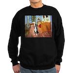 Room/Greater Swiss MD Sweatshirt (dark)