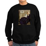 Whistler's / Havanese Sweatshirt (dark)
