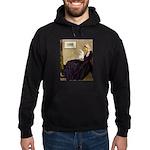 Whistler's / Havanese Hoodie (dark)