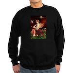Angel / Irish Setter Sweatshirt (dark)