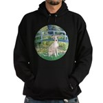 Bridge / Ital Greyhound Hoodie (dark)
