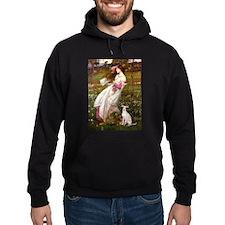 Windflowers / Ital Greyhound Hoodie