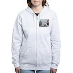Creation / Ital Spinone Women's Zip Hoodie