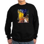 Cafe / JRT Sweatshirt (dark)