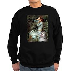Opohelia's Keeshond (E) Sweatshirt